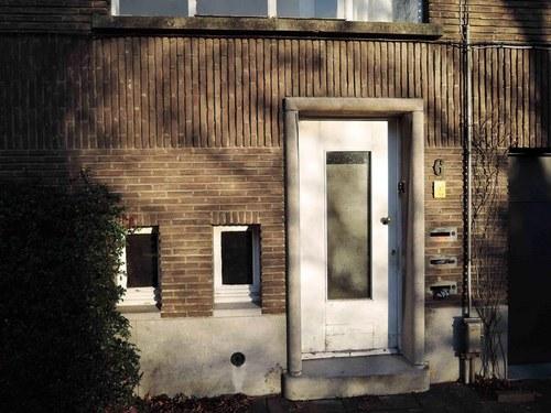 Antwerpen Pol de Montstraat 6 pui