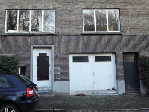 Antwerpen Pol de Montstraat 8 pui