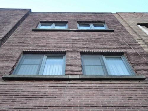 Antwerpen Vlaamsekunstlaan 33 voorgevel bovenbouw