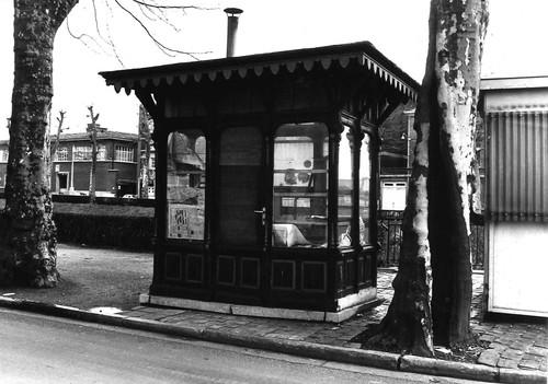 Gent Coupure kiosk