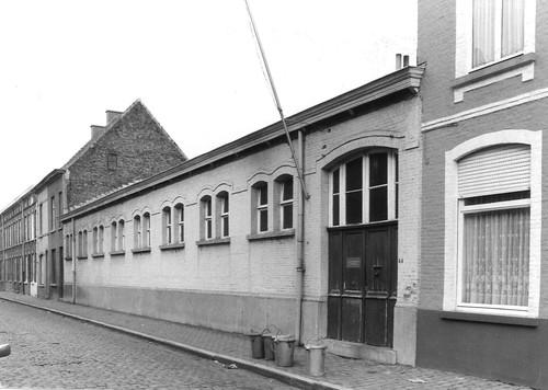 Gent Groendreef, Olijfstraat 44 (gesloopt)