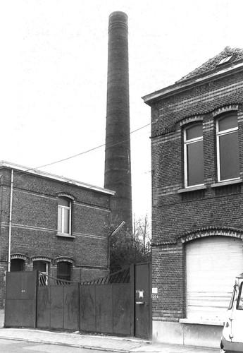Gent Groendreef 217-218 schouw (1907)