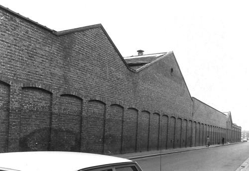 Gent Groendreef 217-218 spinnerij