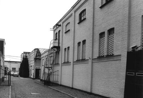 Gent Groendreef 206 kantoren spinnerij