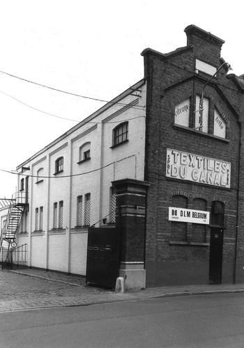 Gent Groendreef 206 magazijn (1927)