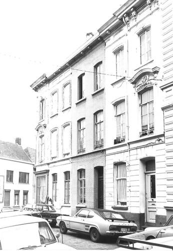 Gent Jakob Van Caeneghemstraat 22-24, Godshuishammeke 24-26