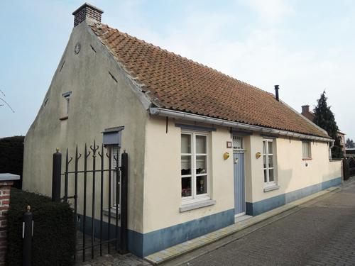 Boerenhuis in Zandvliet