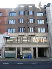 Kantoor- en appartementsgebouw De Trouw