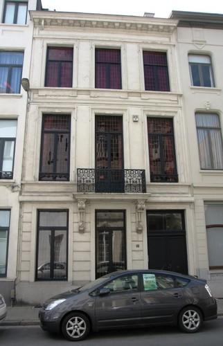 Antwerpen Kapucinessenstraat 18