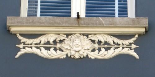 Antwerpen Koninginnestraat 8 borstwering