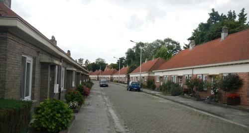 Gent Tuinwijk De Warande 1-39