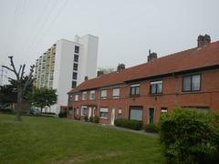 Sociale woonwijk van Volkswelzijn