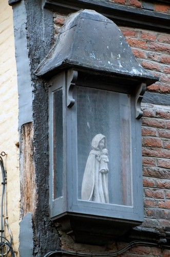 Oudenaarde Nederstraat 58 Kapelletje