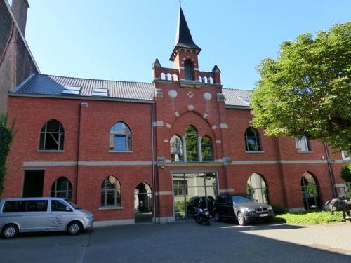 Antwerpen Grotehondstraat 44 Kapel