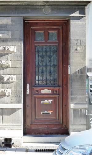 Antwerpen Grotehondstraat 71 deur