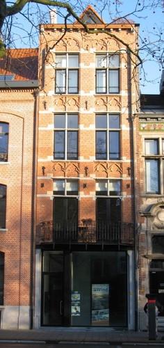 Antwerpen Oudeleeuwenrui 21