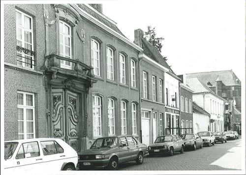 Lier Begijnhofstraat 17 en volgende