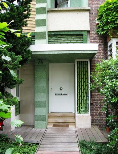 Antwerpen Venneborglaan 74 portaal
