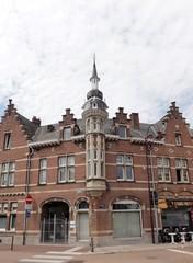 Omgeving Amerstraat en Bogaardenstraat