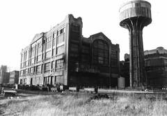 Elektrische centrale en ketelhuis