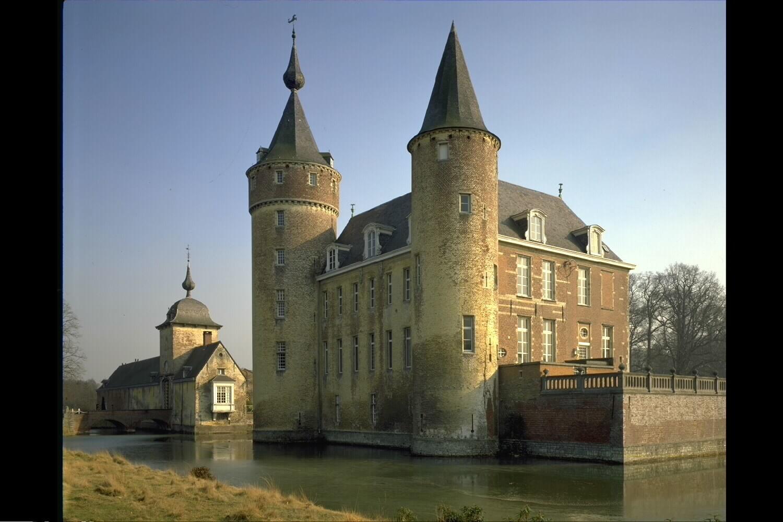 Kasteel Van S Gravenwezel Erfgoedobjecten Inventaris
