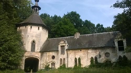 Wijnegem Turnhoutsebaan 385 Vlemincktoren in het voormalige 'bos van Mols'