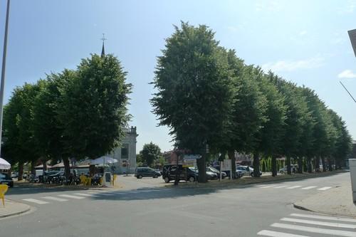 Hamme Moerzeke dorp