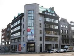Kantoorgebouw Géomines