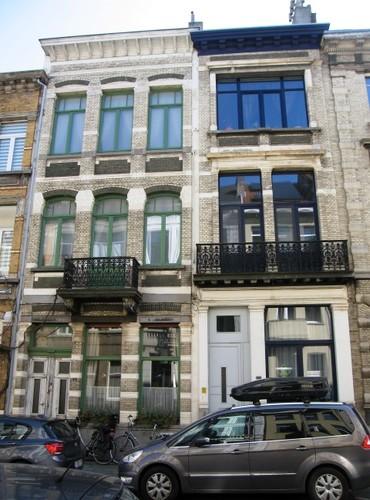 Antwerpen Cobdenstraat 9-11