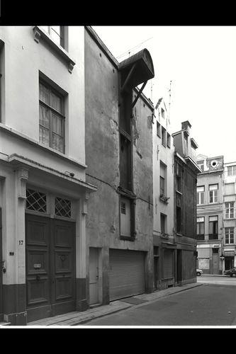 Antwerpen Grote Pieter Potstraat 17-19