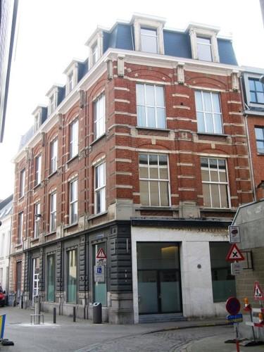 Antwerpen Korte Schipperskapelstraat 2
