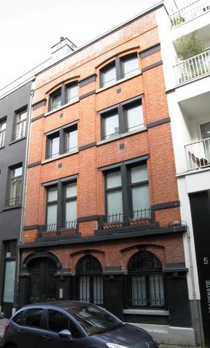 Antwerpen Lange Brilstraat 3