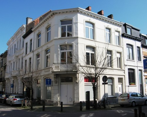 Antwerpen Zénobe Grammestraat 1