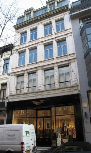 Antwerpen Schuttershofstraat 26