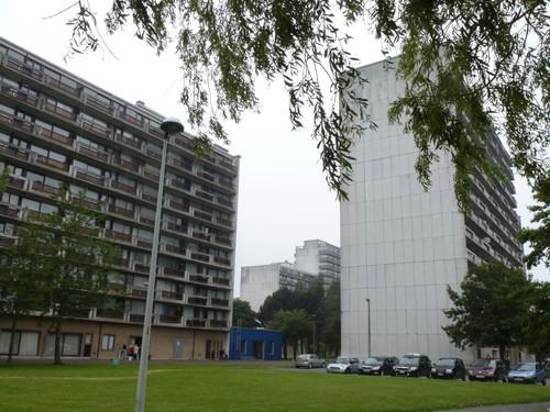 Oostende Cardynplein en Guldensporenlaan f1