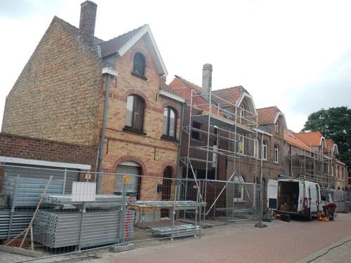 Brugge de C V De Walle De Gheldestraat 1-19