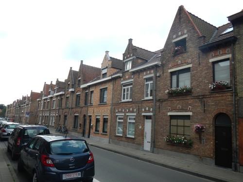 Brugge Vrijheidstraat 38-66