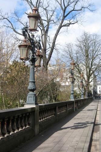 Antwerpen Leopoldstraat 24 balustrade