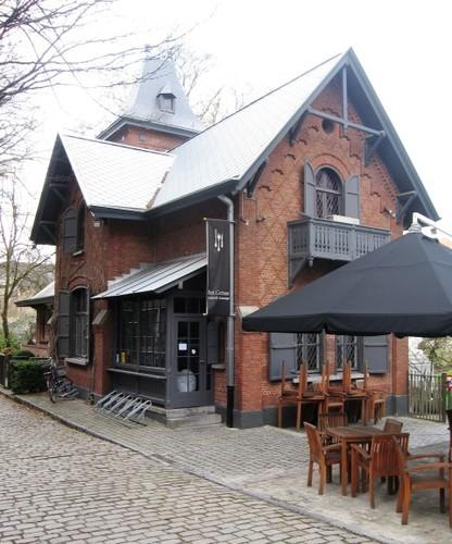 Antwerpen Leopoldstraat 24 hovenierswoning