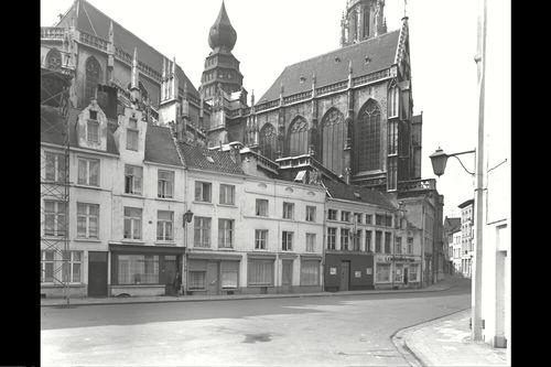 Antwerpen Lijnwaadmarkt
