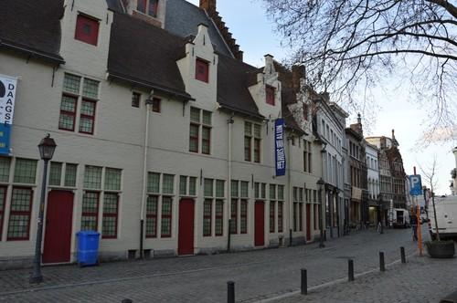 Gent Kraanlei straatbeeld