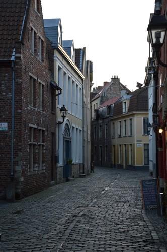 Gent Plotersgracht straatbeeld