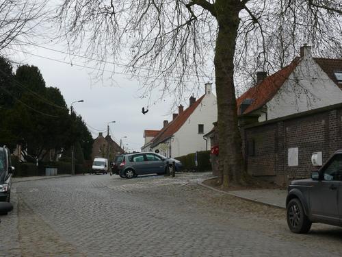 Kruishoutem Wannege dorp