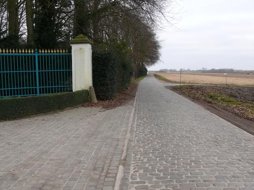 Kruishouten Wannegem Huisepontweg (11)