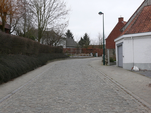 Kruishouten Wannegem Huisepontweg (3)