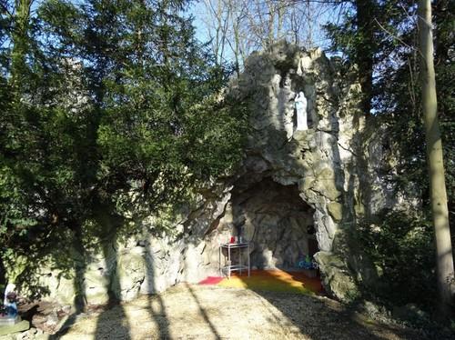 Willebroek Brielen 41-43 Lourdesgrot