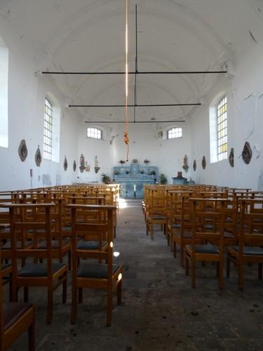 Zemst Zenneweg zonder nummer Interieur van de kapel