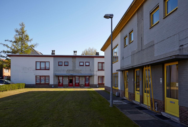 Sociale woningen ontworpen door lucien engels   erfgoedobjecten ...