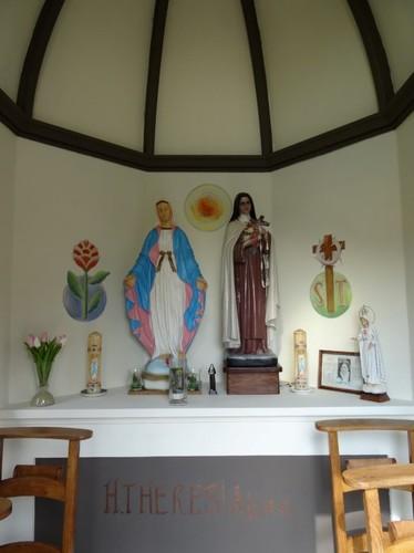 Brakel Valkenbergstraat zonder nummer Interieur van de kapel