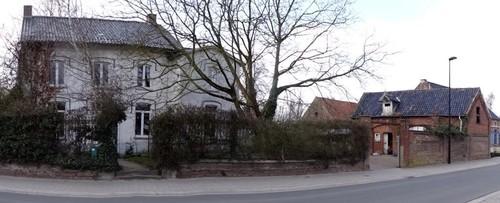 Maarkedal Hofveldstraat 34 Brouwershuis en koetshuis